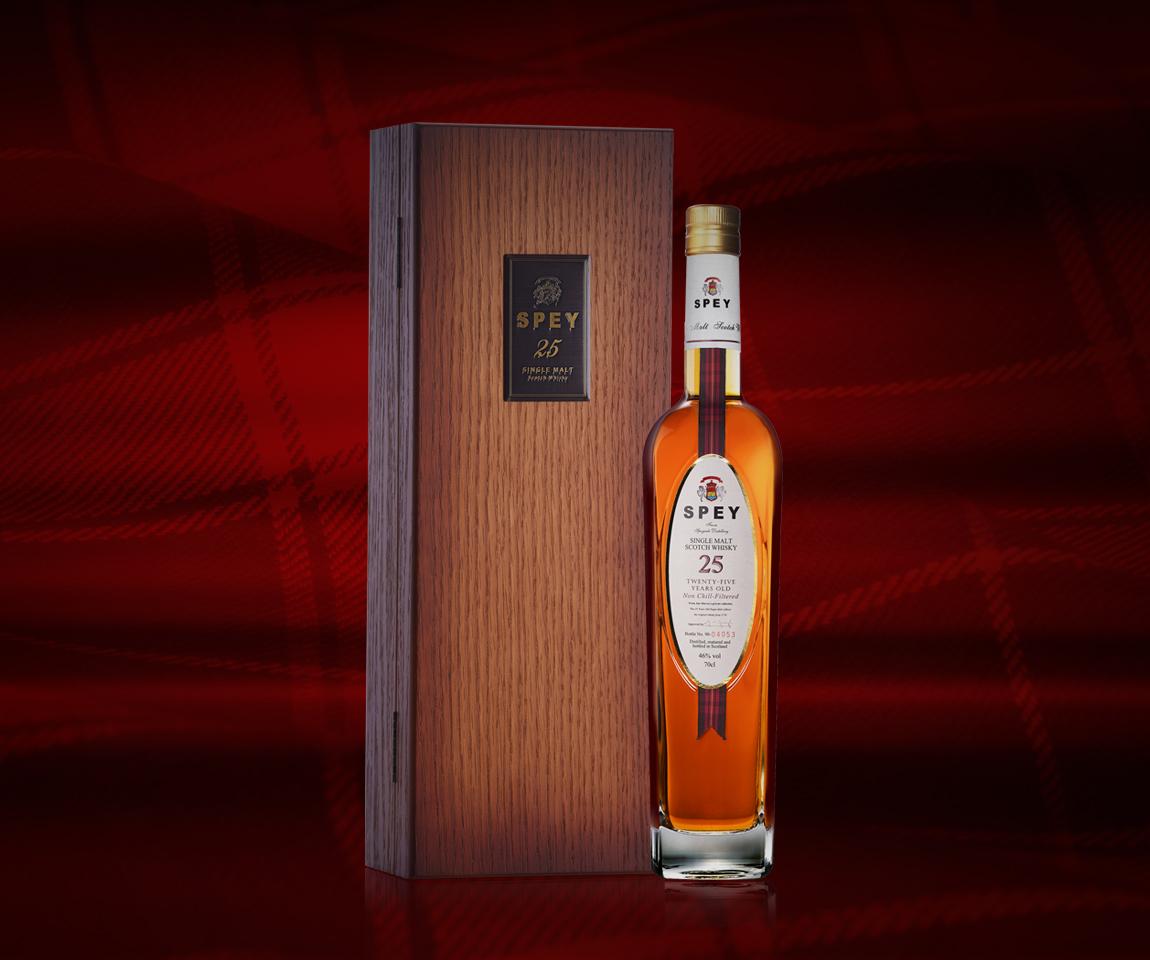 SPEY 詩貝25年單一麥芽威士忌