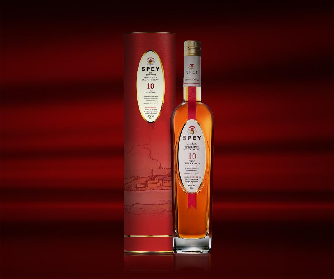 SPEY 詩貝10年單一麥芽威士忌